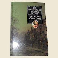 The Adventures of Sherlock Holmes, Sir Arthur Conan Doyle, HCDJ, Published by Wordsworth Classics