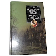 The Adventures of Sherlock Holmes, Sir Arthur Conan Doyle, HCDJ, Published by Wordsworth Classics