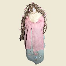 Ethereal OAK Hand Made Artist Hanging Doll