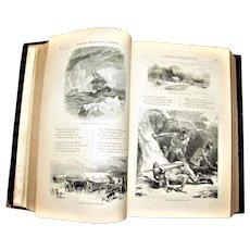 Harper's New Monthly Magazine, vol. 43 June-November 1871 HC, Great Chicago Fire, Stanley Locates Livingstone in Africa