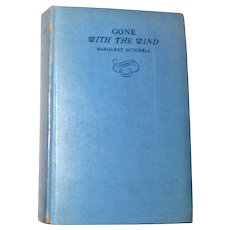 1946, Gone With the Wind by Margaret Mitchell – HC c.1936 VG Condition