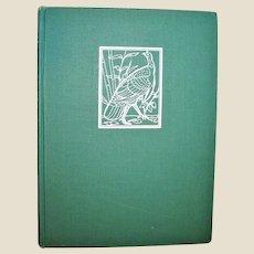 "Vintage ""The Birds of America by John James Audubon 1957 HC Macmillan Color Illustrations 500 Plates VG"