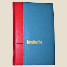 The Daughter of Time by Josephine Tey HC 1951 1st Edition, Like New