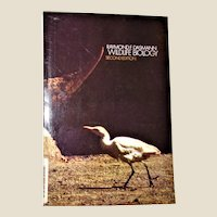 Wildlife Biology, Paperback by Dasmann, Raymond Frederick, 1981 2nd Edition 16th Printing, Like New