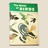 The World Of Birds by Bologna Gianfranco – HCDJ 1978 – Wildlife, VG