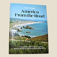 America From The Road by Reader's Digest (1982, Hardcover)  Motorists Guide. Cool Book! Near Mint