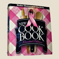 Better Homes & Gardens New Cookbook Limited Edition, 12th Edition, HC Ring Binding, Nearly New