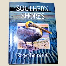 Bansemer's Book of the Southern Shores by Roger Bansemer HCDJ 1989 1st Edition, Full of Illustrations, Large, VG+