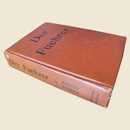 1944, Der Fuehrer by Konrad Heiden-1st American Edition