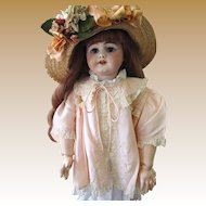The Most Exquisite Early Hand Stitched Baby Doll Jacket, Delicate Lace & Embroidery!