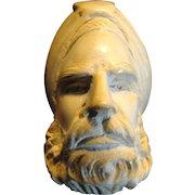 Vintage Meerschaum Pipe Hand Carved Sultan