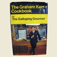 1969, Graham Kerr Cookbook by The Galloping Gourmet