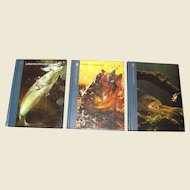 """""""The Hunting and Fishing Library"""" Three Book Set"""