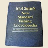 McClane's New Standard Fishing Encyclopedia 1974
