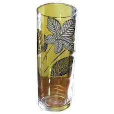 Elegant Set of 8 Libbey Sharpe Rock Tall Tumblers, Hard to Find Pattern!