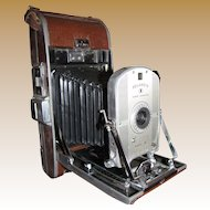 Vintage Polaroid Land Model 95 Instant Film Camera Produced from 1948-1953‏