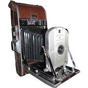 Vintage Polaroid Land Model 95 Instant Film Camera Produced from 1948-1953