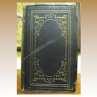 1843, Psalms and Hymns Social, Private and Public Worship in The Presbyterian Church, 1st Edition