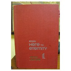 From Here to Eternity by James Jones, 1951, 1st Edition