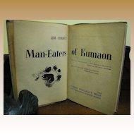 1946, Man-Eaters of Kumaon by Jim Corbett