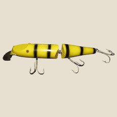 Creek Chub Jointed Lure for Pike and Musky