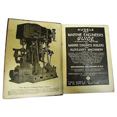1940, Audel's Marine Engineer's Guide - Engines, Boilers and Auxiliary Machinery