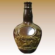 Vintage Royal Doulton Pottery Bottle Chivas Brothers Ltd. Scotland