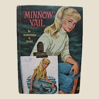 """1962 """"Minnow"""" Vail By Winifred E. Wise, Teen Novel"""