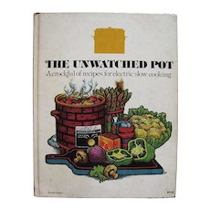 The Unwatched Pot by Paula Franklin, 1975, Hardcover