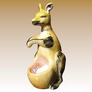 Fun Vintage Kangaroo Toothpick Holder, Japan