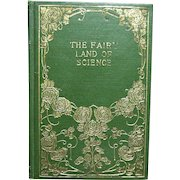 "Late Victorian ""The Fairy Land Of Science"" by Arabella B Buckley"