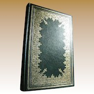 """""""Fanny Hill"""" Memoirs of a Woman of Pleasure by John Cleland, Leather Bound, Like New"""