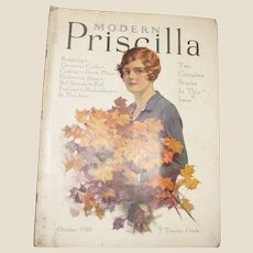 Modern Priscilla Magazine, October 1926