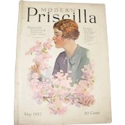 Modern Priscilla Magazine, May 1927