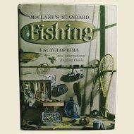 1965 1st Edition, McClane's Standard Fishing Encyclopedia and International