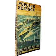 July 1945 Popular Science - American Destroyers Help Smash Japan - How the Gyroscope Stopped Jap Suicide Pilots, some page losses