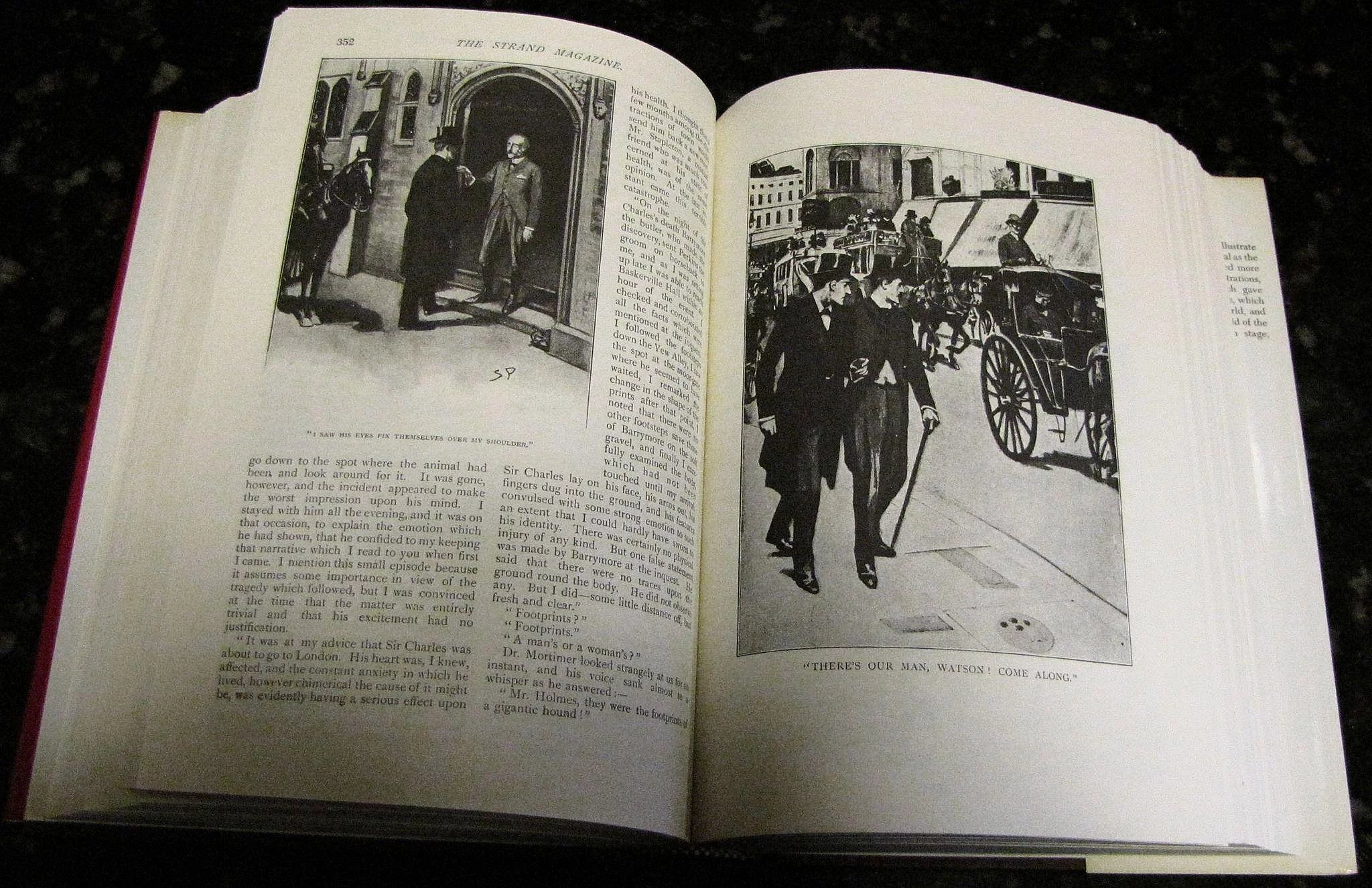 The Original Illustrated Sherlock Holmes By Arthur Conan Doyle Click To Expand