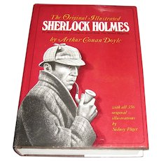 The Original Illustrated Sherlock Holmes by Arthur Conan Doyle
