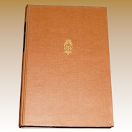 1947, Katish: Our Russian Cook by Wanda L. Frolov, HC