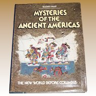 Mysteries of the Ancient Americas, Gardner, Joseph L., Ed., Like New
