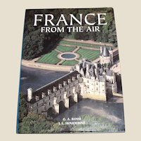 """""""France from the Air"""" by Rossi & Houdebine - Beautiful, Like New HCDJ"""