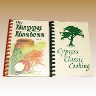 Happy Hostess Vol. 3, Grosse Pointe's Finest & Cypress Classic Cooking Cookbooks