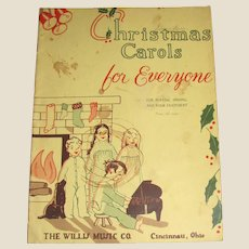 1944, Christmas Carols for Everyone Arranged by Richard Harding