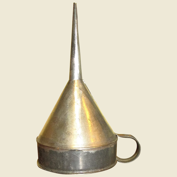 The Tin Funnel