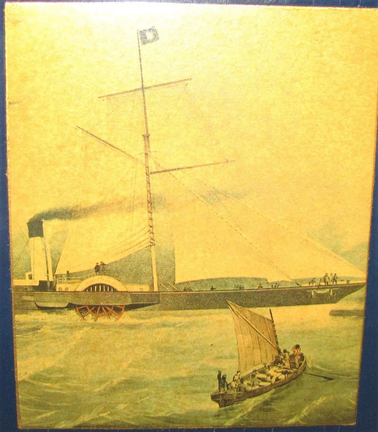 Art Deco Ship: Art Deco Sailing Ship Bookends By Lady Clare Of England