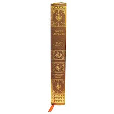 Love's Aspects - International Collectors Library, The Worlds Great Love Poems, Faux Leather