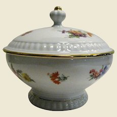 Bareuther Waldsassen Large Candy Dish or Small Server, Near Mint