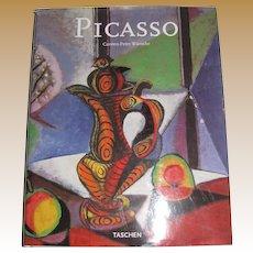 Pablo Picasso 1881-1973 Carsten-Peter Warncke, easton press HCDJ