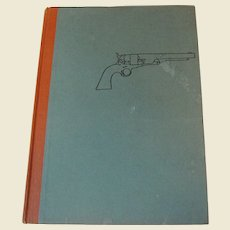 1954 Pictorial History of the Wild West with Text by Horan & Sann, HC, 1st Edition