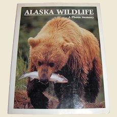Alaska Wildlife : A Photo Memory by Johnny Johnson, HC, Nearly New